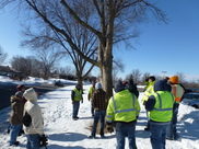 EAB Field Workshop