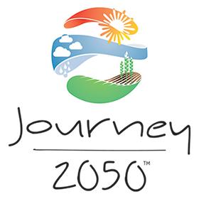 Journey 2050 logo