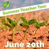 June 20 Teacher Tour