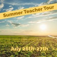 July 26 and 27 Teacher Tour