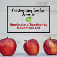 Outstanding Teacher Award