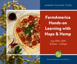 Hops and Hemp Tour