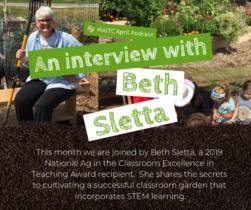 Beth Sletta podcast