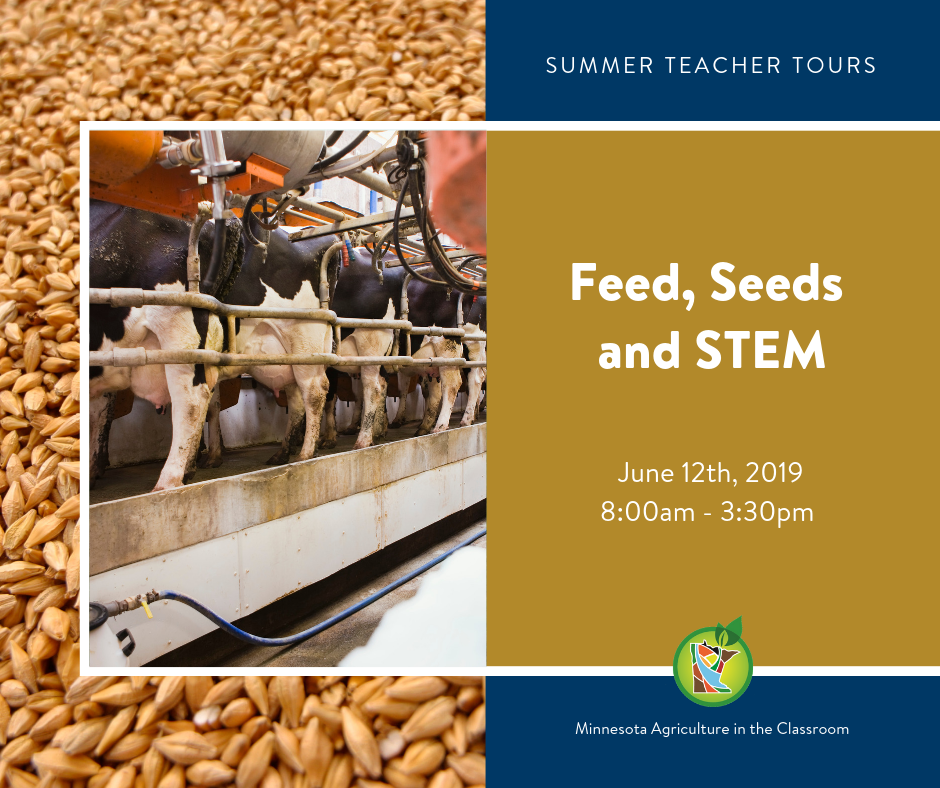 Feed, Seeds and STEM Teachr TOur