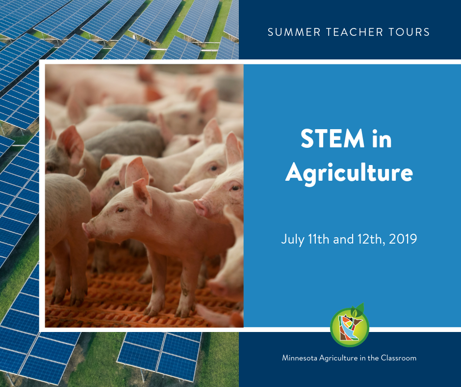 STEM in Agriculture Tour