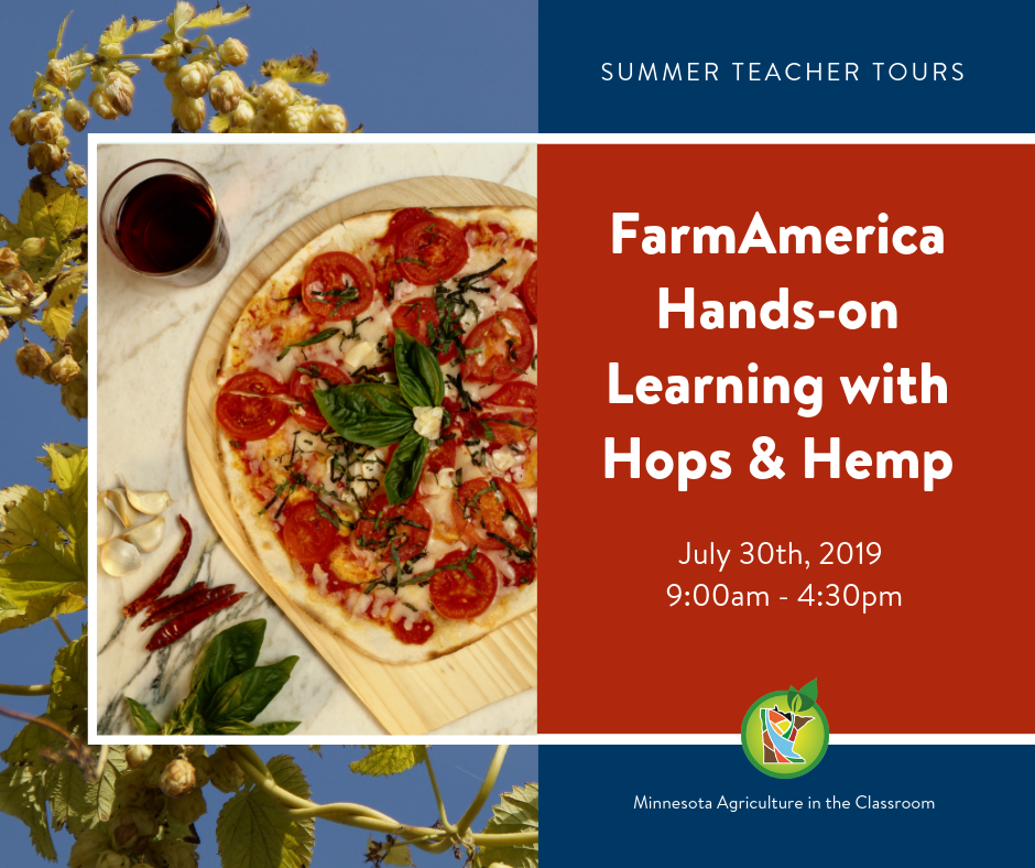Farmamerica Teacher Tour