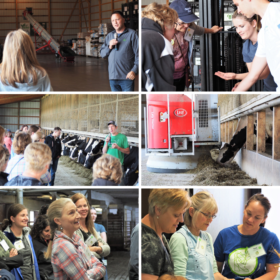 Feed, Seeds and STEM Teacher Tour
