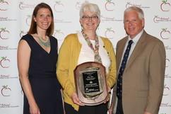 Outstanding Teacher Award Winner