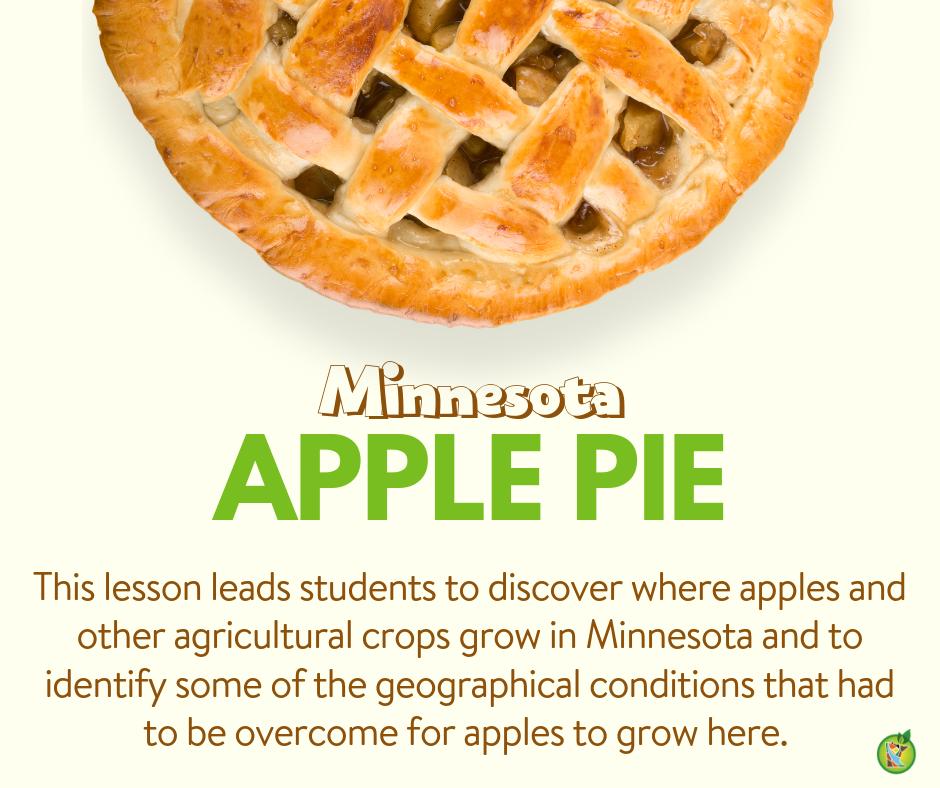 Minnesota Apple Pie