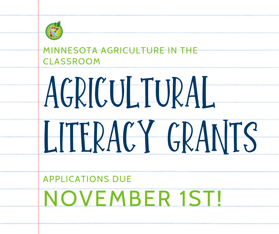 Agriculture Literacy Grants