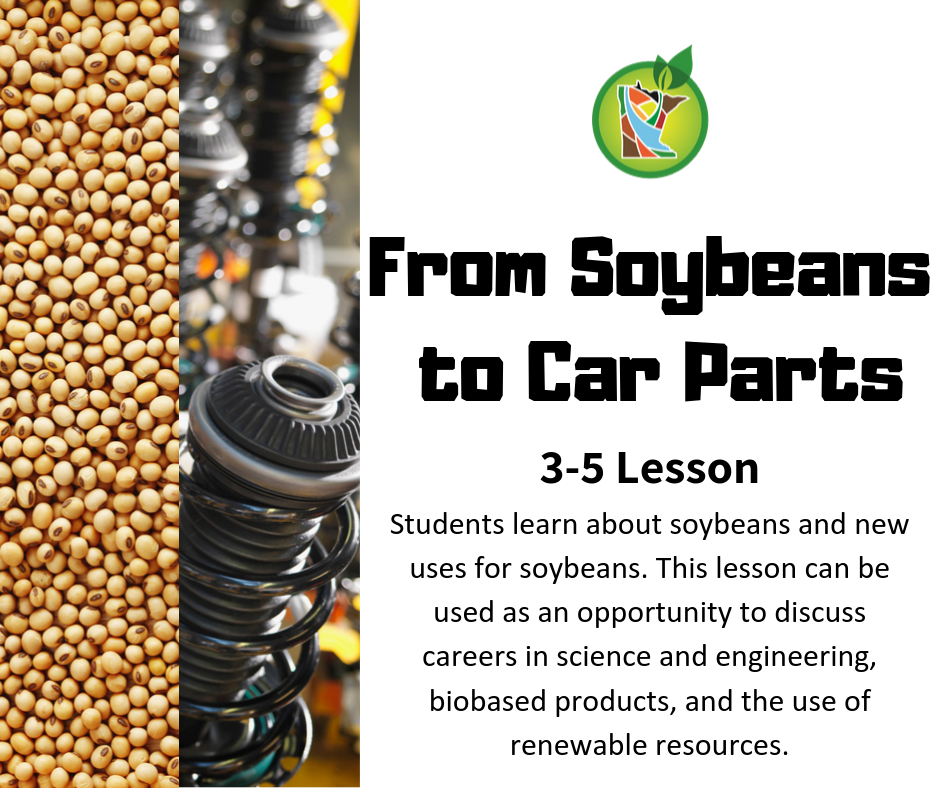 Soybean to Car Parts