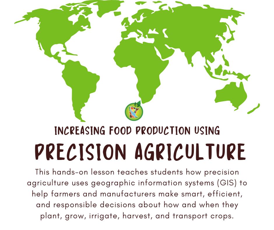 Increasing Production with Precision Agriculture
