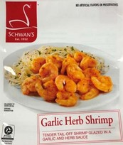 image of recalled shrimp product