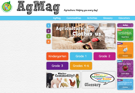 AgMag online