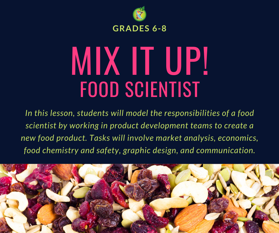 Mix It Up! Food Scientist