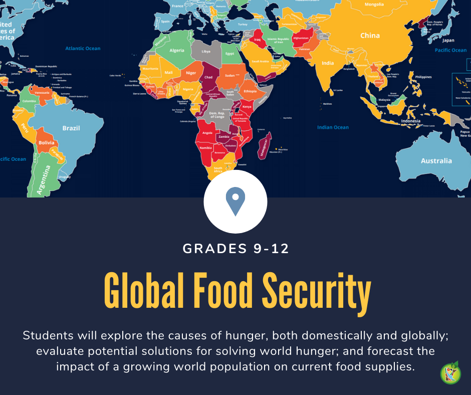 Global Food Security lesson