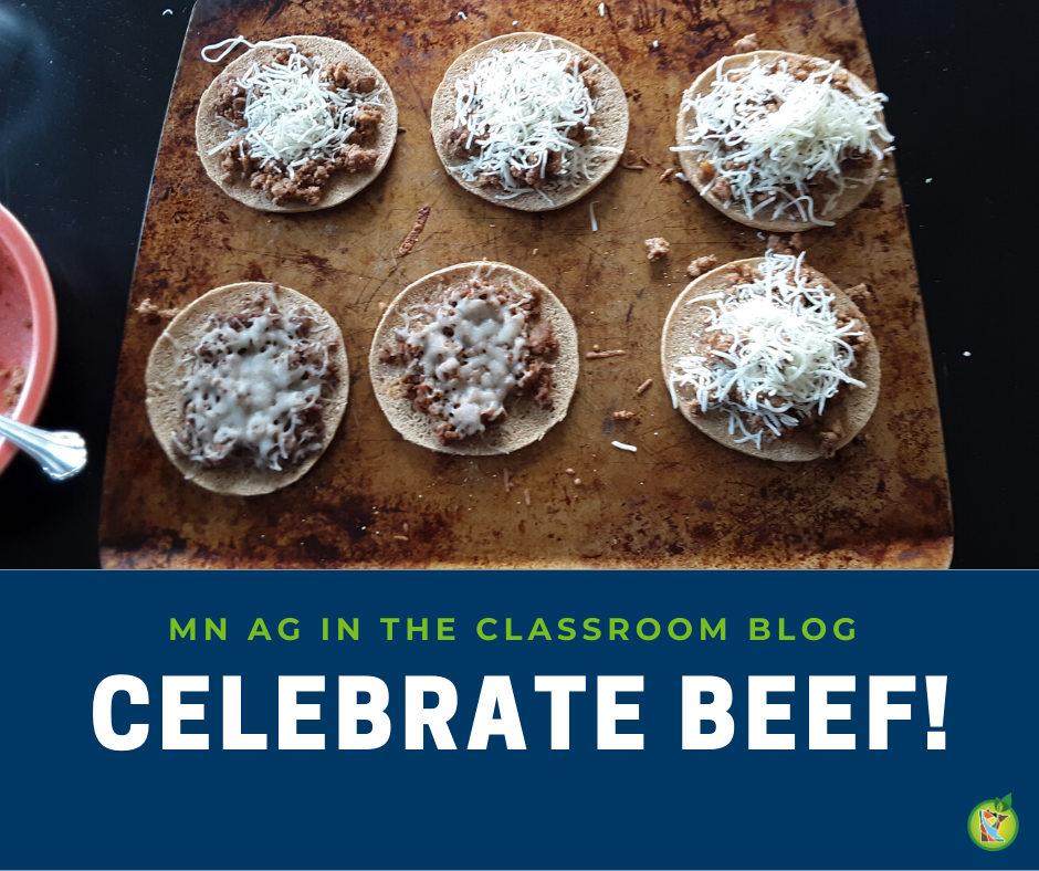 Celebrate Beef Blog post