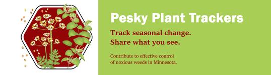 Pesky Plant Tracker logo