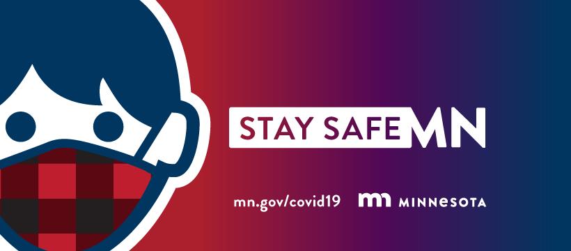 Stay Safe Minnesota logo
