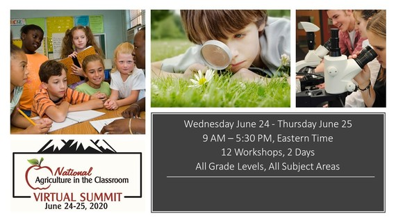 National Ag in the Classroom Virtual Summit