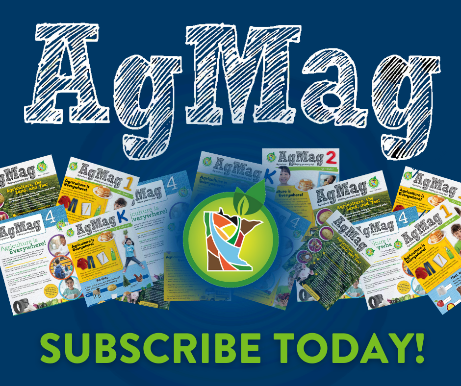 Subscribe to the AgMAg