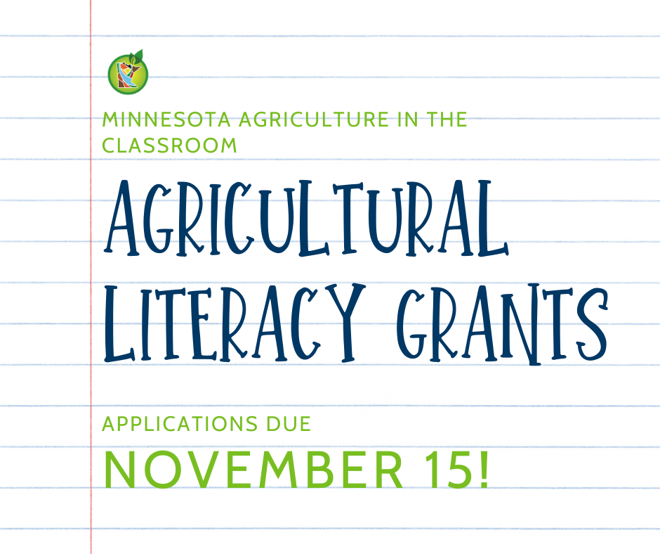 Agricultural Literacy Grants