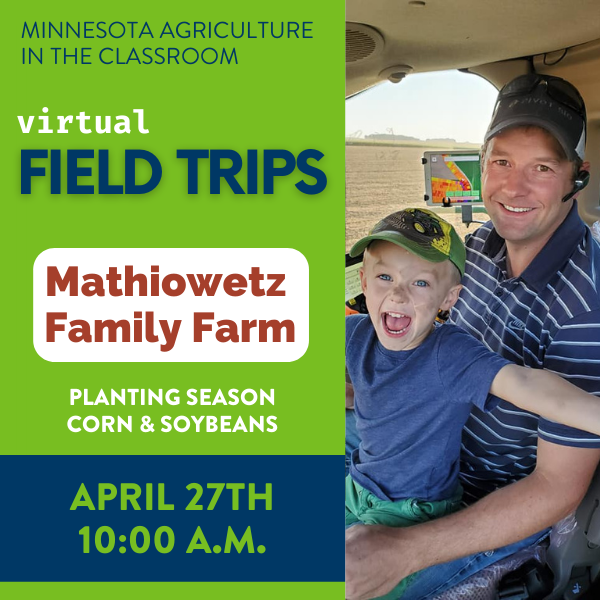 April Virtual Field Trip
