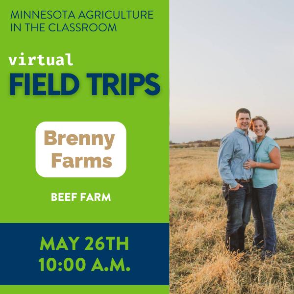 May Virtual Field Trip