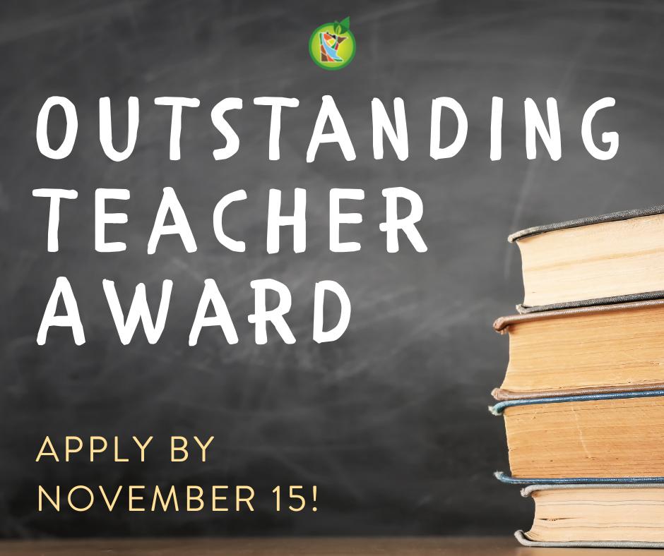 Outstanding Teacher Award