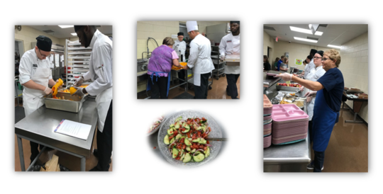 Breckenridge ISD - More Chefs to School Pictures