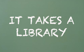 it takes a library