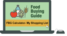 Food Buying Guide calculator thumbnail image