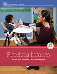 CACFP Feeding Infant Guide Thumbnail Image