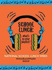 School Lunch: what's on your playlist