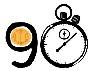 logo of 90 second Newbery Film Festival