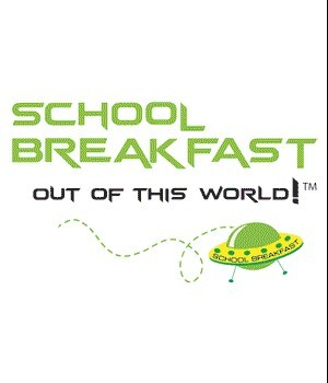 School Breakfast Out of this World
