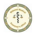 midwest medical examiners office seal
