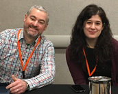 Photo of Rachel Schulman and Jeff Shaw