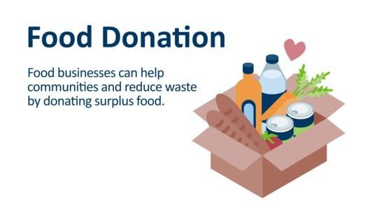 Food donation image