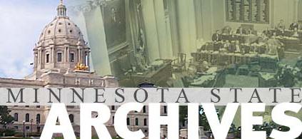 Minnesota State Archives logo