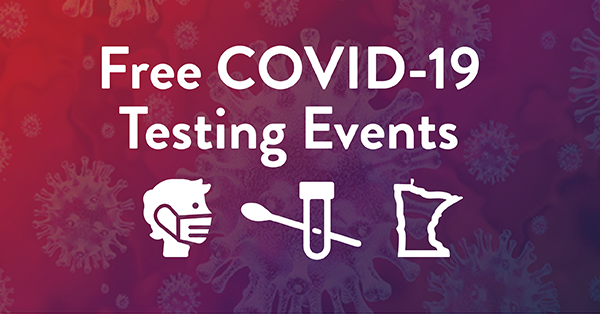 Free COVID-19 Testing Events