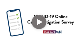 COVID-19 Online Case Investigation Survey video thumbnail