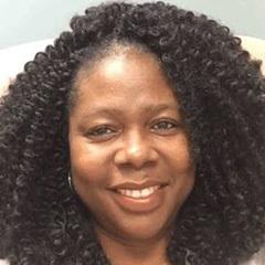 Kelly Robinson, fonder of Black Nurses Rock