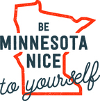 Be Minnesota Nice to Yourself - Prevent logo
