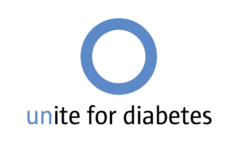 unite for diabetes logo