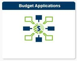 Budget Applications Tile