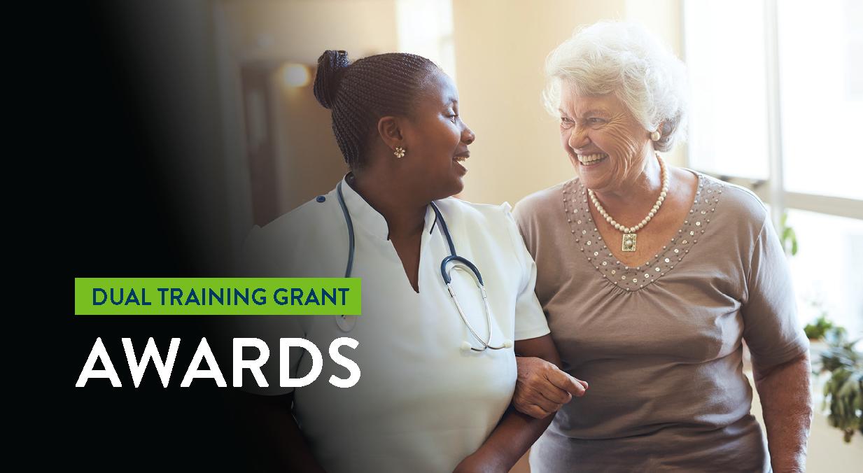 Dual Training Grant Awards