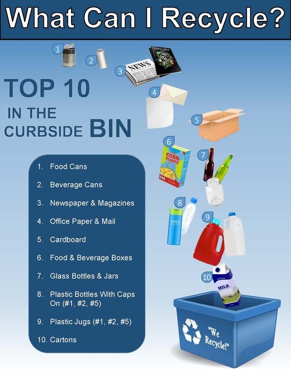 10 Ten in the Bin