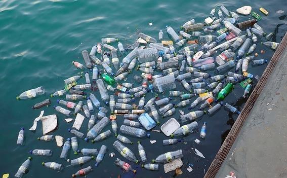 Plastic In Water
