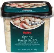 hy vee spring pasta salad